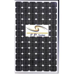 Un panel de solar monocristal 280W