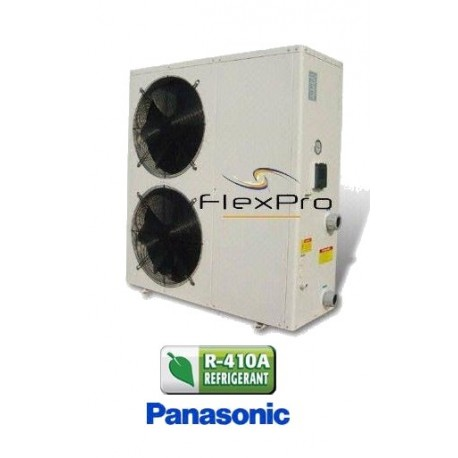 Pompe chaleur piscine 26kw flexpro industry for Puissance pac piscine