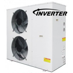 Cap DC INVERTER AIR/water Monobloc to 18KW