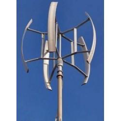 Tuuli turbiini (5000W) 5kW pystysuora