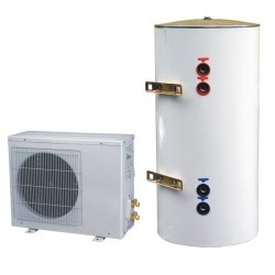 ECS 4 kW (200 έως 500L) ειδική αντλία θερμότητας