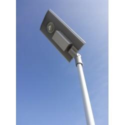 Lámpara solar LED para alumbrado público 60W (PV 100W)