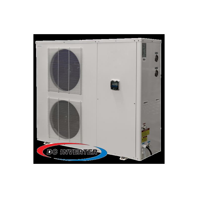 Dc inverter pompa di calore 15kw per riscaldamento a pavimento for Asciugatrice pompa di calore