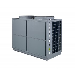Cap powietrza wody wielofunkcyjny 38kW