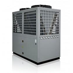Ilma/vesi monitoiminen lämmön pumpun 73kW