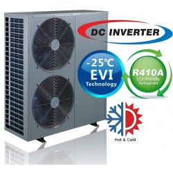 PAC EVI+DC Inverter 14kW