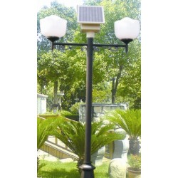 Sol LED-lampe for belysning (40W)