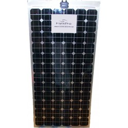 Monokristalline solar panel 180W flexibel