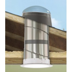 34cm - lucernario tubo rigido
