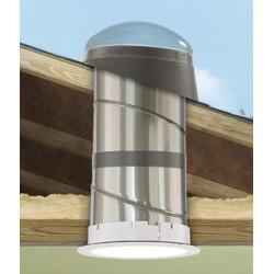 34cm - jäykkä putki kattoikkuna