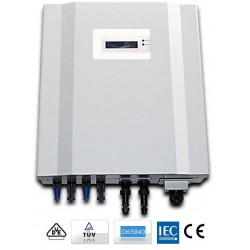 UPS de rede solar 3kW (controlador)