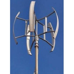 Větrná turbína vertikální 3kW (3000W)
