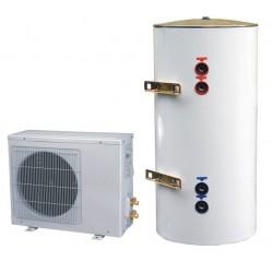 ECS 4 kW (200 til 500L) særlige varmepumpe