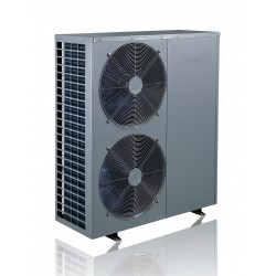 Cap EVI ar/água 14 kW