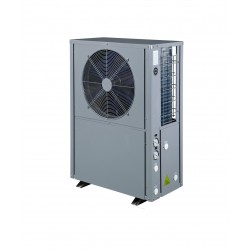 Cap ar água multi função 11kW