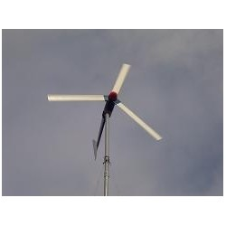 Vindkraftverket 48V 1000W