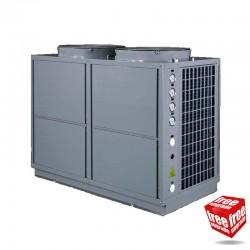 28kW de bomba de calor ar/água de EVI