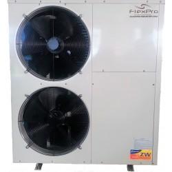 LUCHT / WATER WARMTEPOMP 17.5kW EXTREME koude - 25 ° C