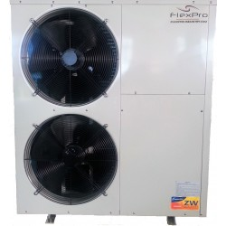 "PAC EVI AIR/EAU ""Grand froid"" 18 kW"
