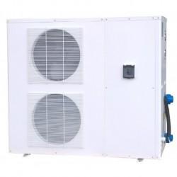 DC Inverter swimming pool heat pump 31kW