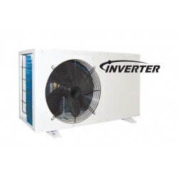 DC Inverter swimming pool heat pump 11kW