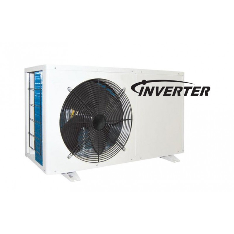 Pool Heat Pump >> Dc Inverter Heat Pump 11kw For Swimming Pool