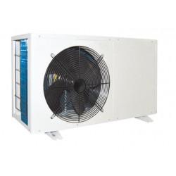 «Κρύο» 12kW ΚΓΠ EVI αέρα/νερού