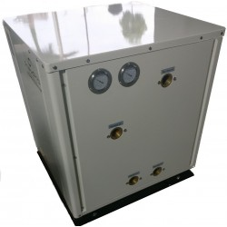 17kW Cap/water (aardwarmte)