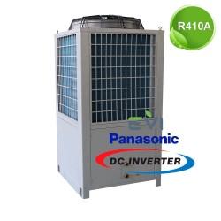 AIR / WATER 41kW DC Inverter + αντλία θερμότητας EVI