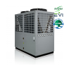 Luftwärmepumpe EVI DC Inverter 78kW