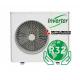 DC INVERTER R32 heat pump 12kW