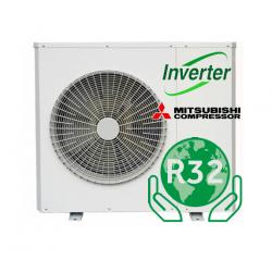 Bomba de calor R32 DC INVERTER 12kW