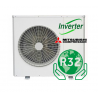 AIR / WATER DC Inverter R32 varmepumpe 12kW