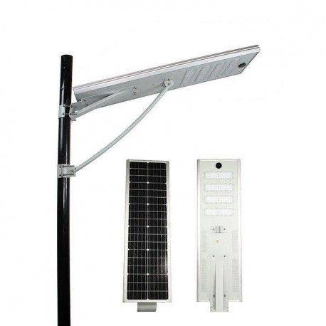 Lampe solaire 120W tout en un