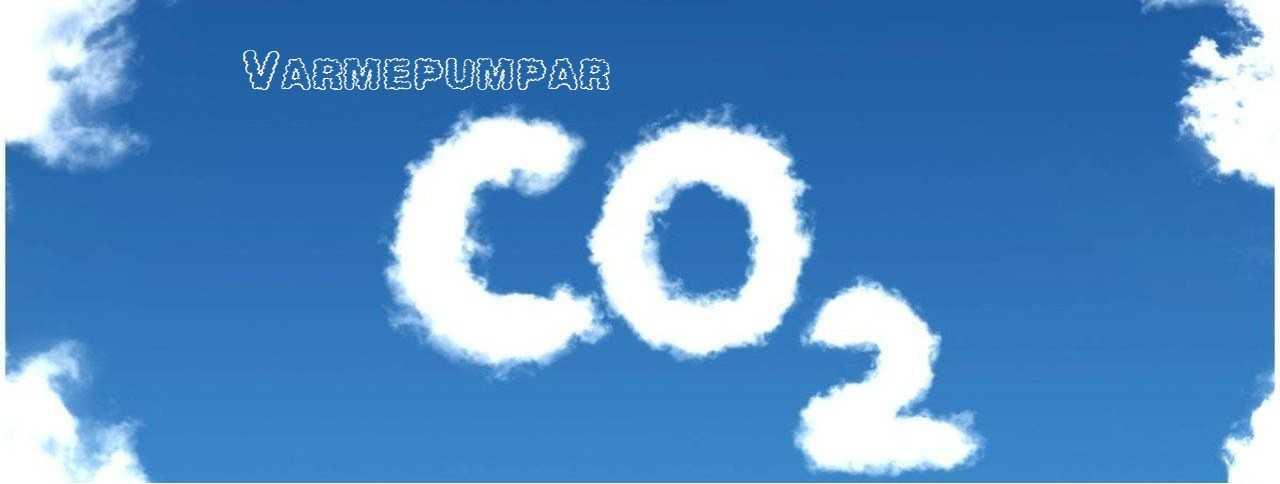 Värmepumpar med CO2-kompressor R744