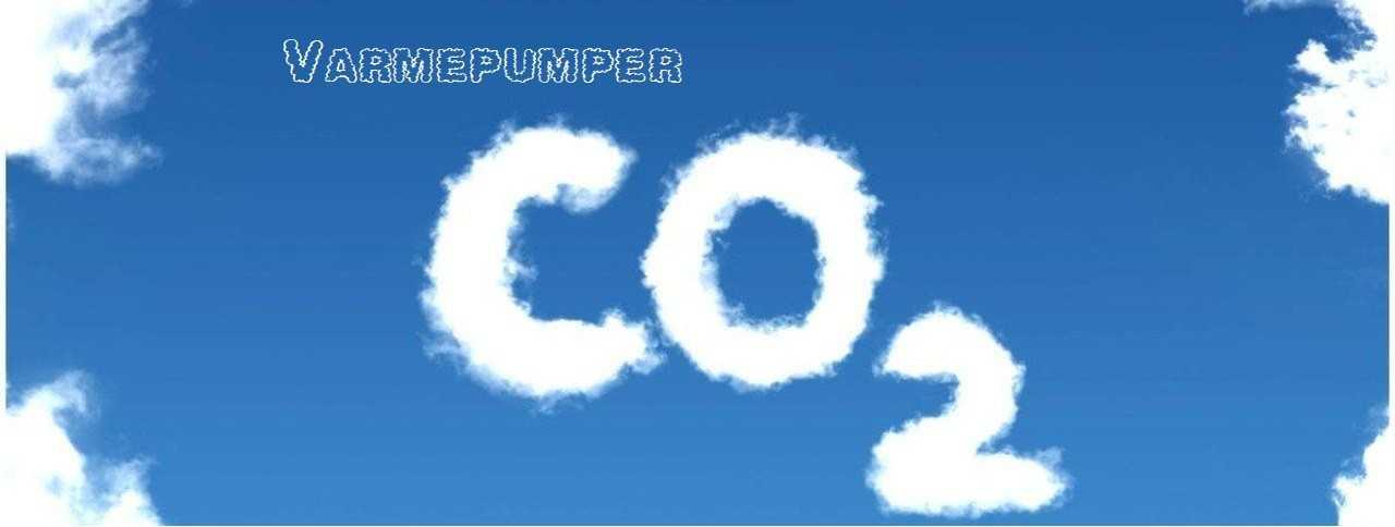 Varmepumper med CO2-kompressor R744