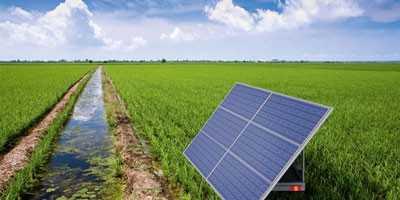 ηλιακούς συλλέκτες